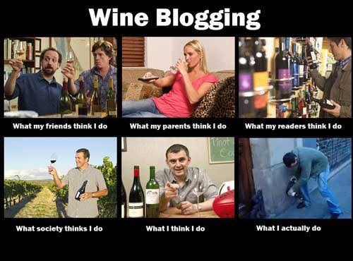 Wine Blogging