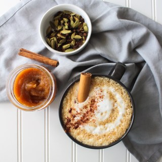 Masala Chai Apple Butter