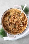 Caramelized fennel and sausage pasta