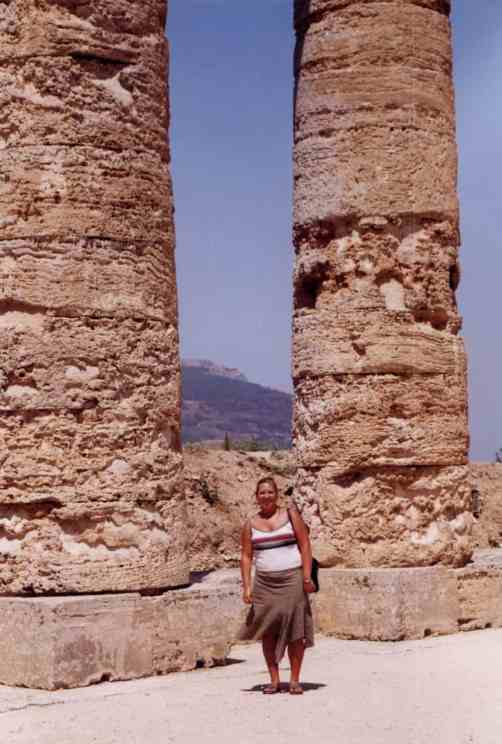 Temple of Segesta, Sicily