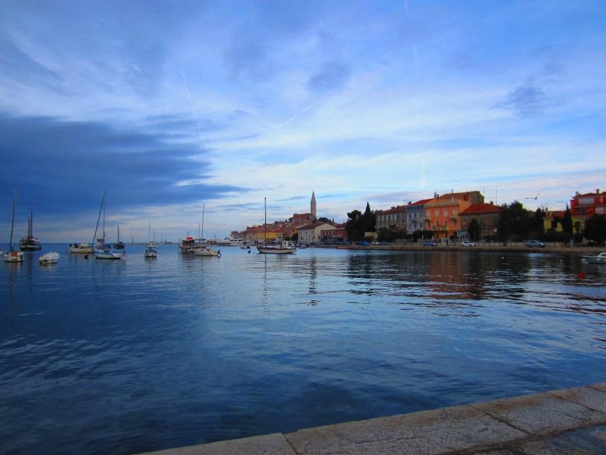 Rovinj, jewel of the Istrian coastline
