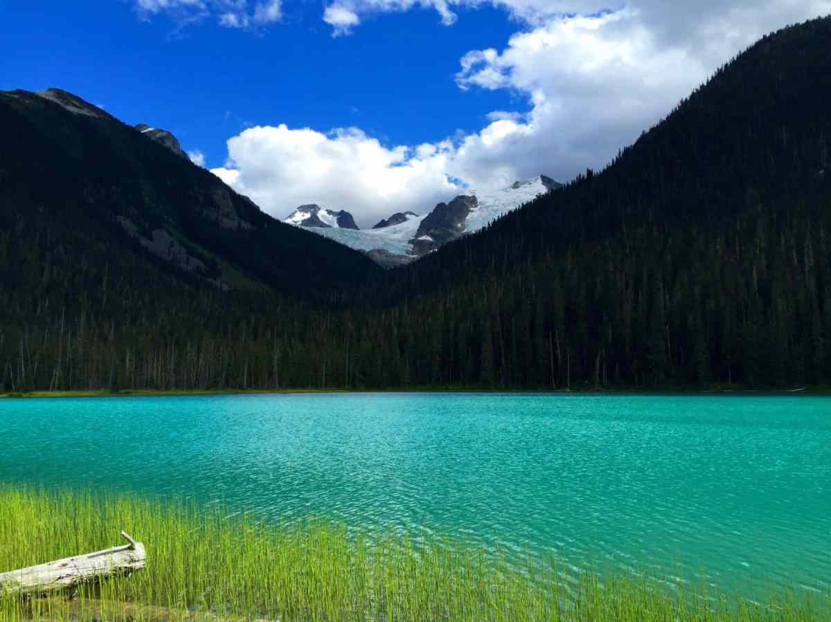 Roadtripping the Sea-to-Sky Highway: Whistler and Joffre Lakes