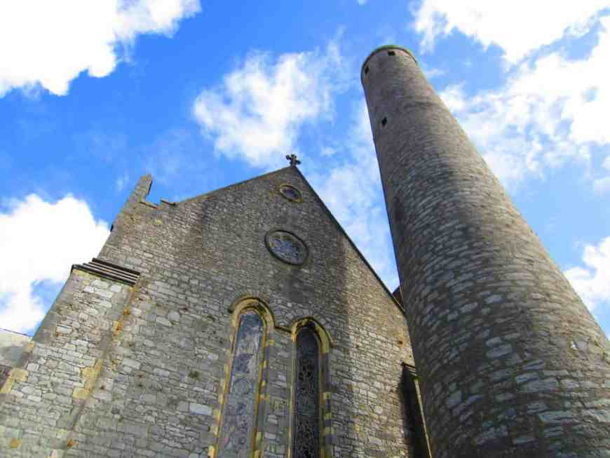 Things to do in Kilkenny...visit St. Canice's Cathedral, climb the watchtower for the amazing view