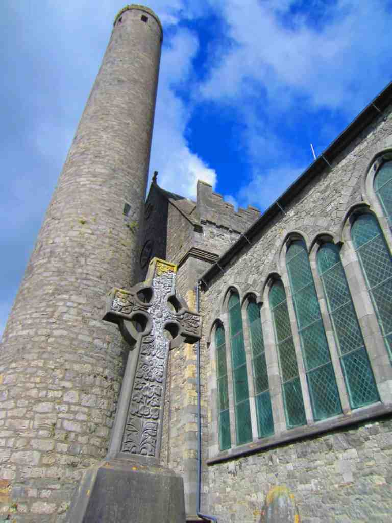St. Canice's is one of many things to do in Kilkenny, a charming medieval city in Ireland