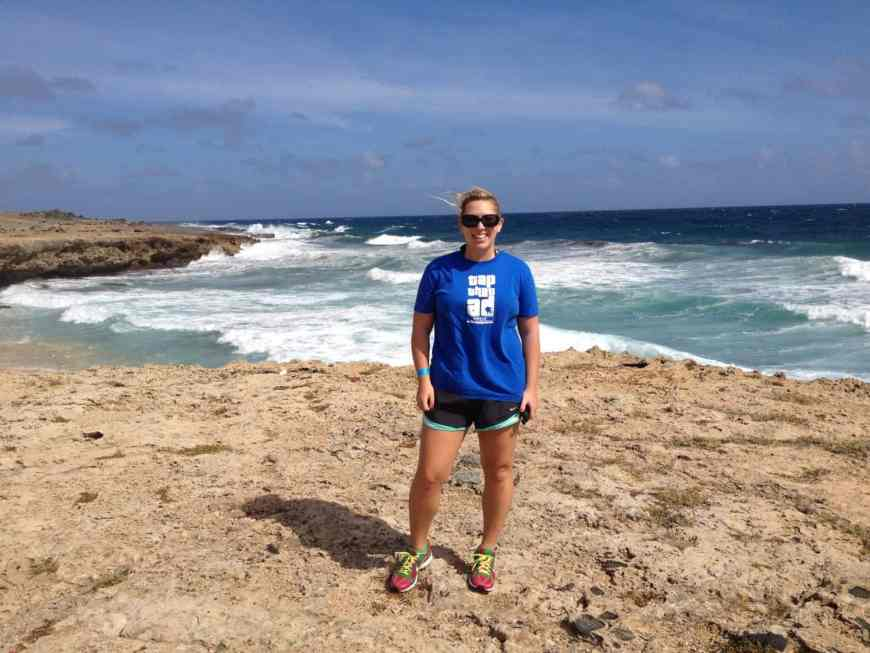 """My first solo international trip was to Aruba, and my day trip """"safari"""" was my favorite part!"""