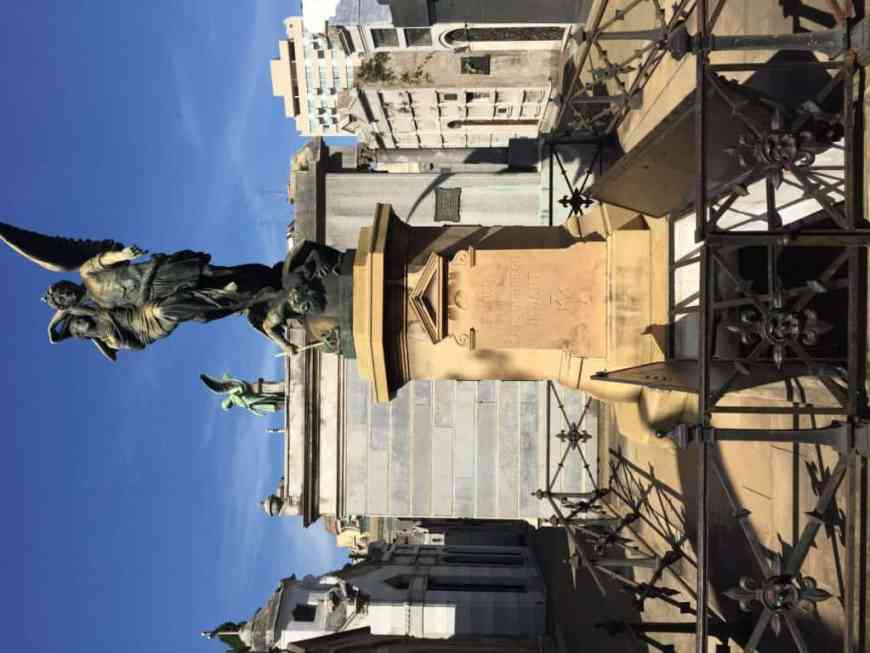 Historic and beautiful Recoleta Cemetary