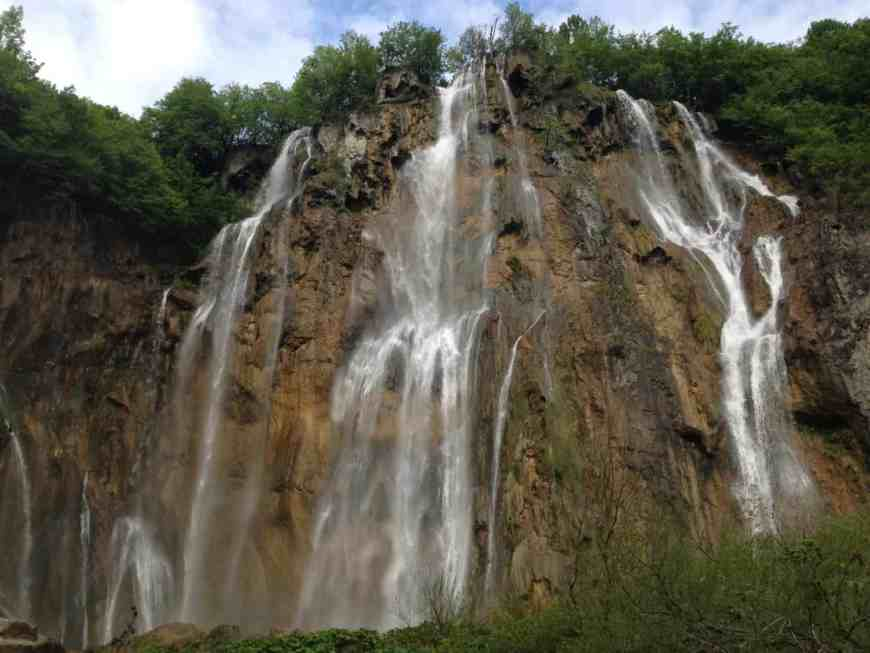 A day at Plitvice Lakes is a must-do in any Croatia trip itinerary