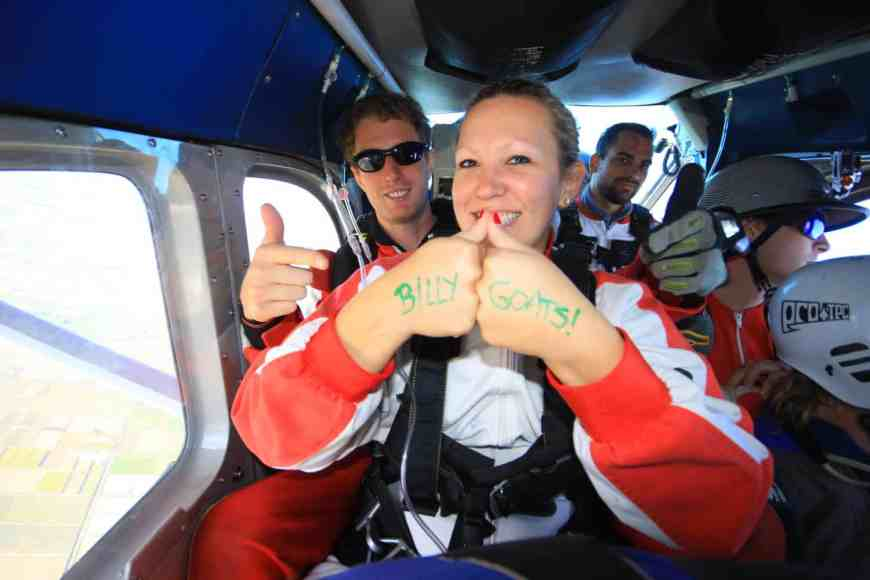 Why you should skydive in New Zealand