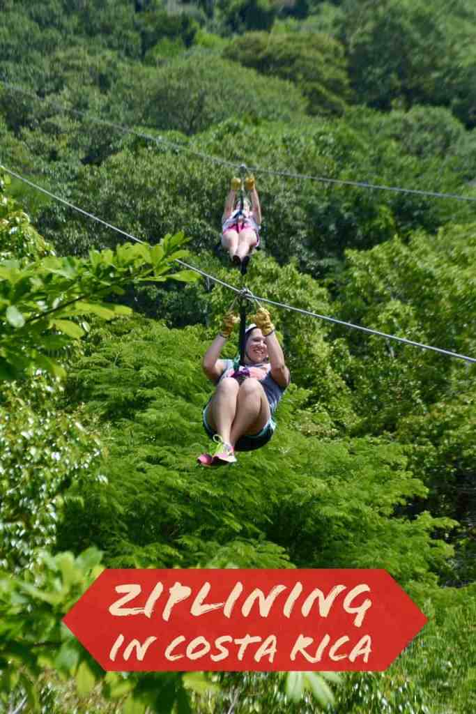 Things to know about ziplining in Costa Rica, near Manuel Antonio