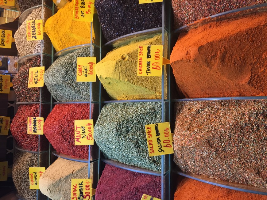 What to buy in Istanbul...special spices, a signature scent, and more