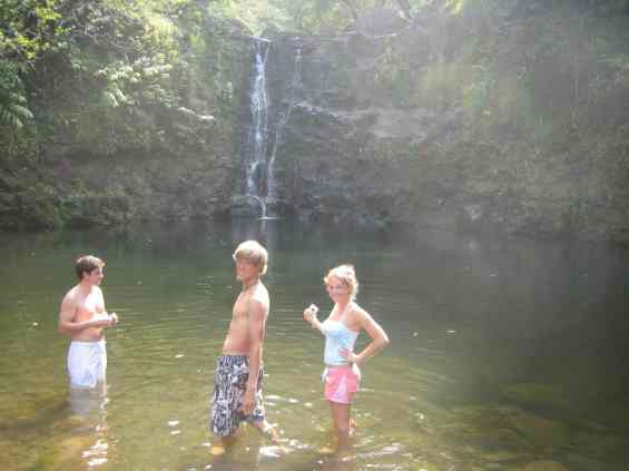 Our first waterfall stop_294928803671223795