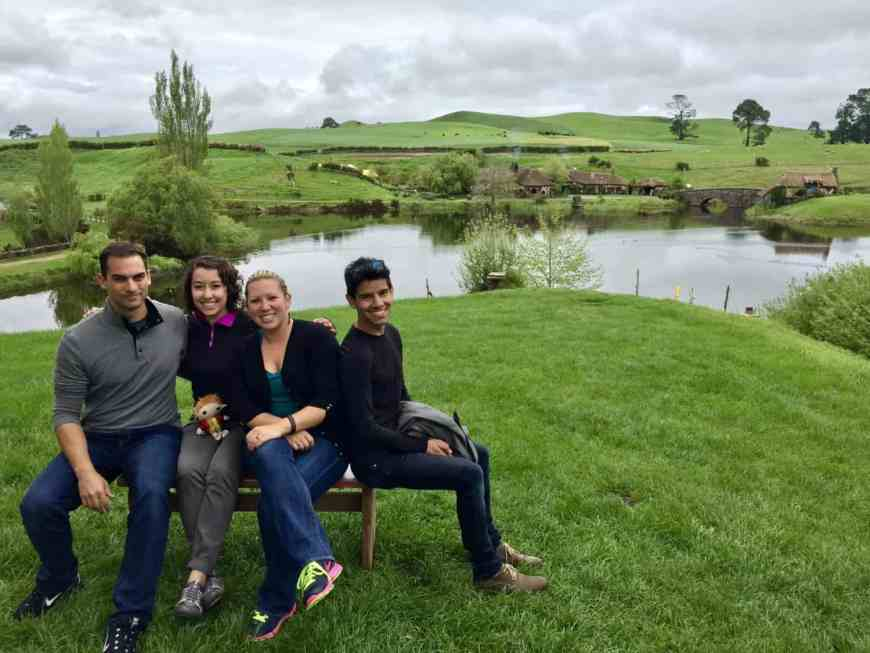Tips for having a great visit at Hobbiton, New Zealand...great for any Lord of the Rings fan!
