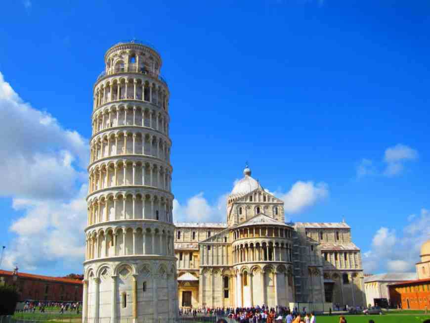 Tips for your visit to Pisa...the Leaning Tower, cathedral, baptistery, and more!