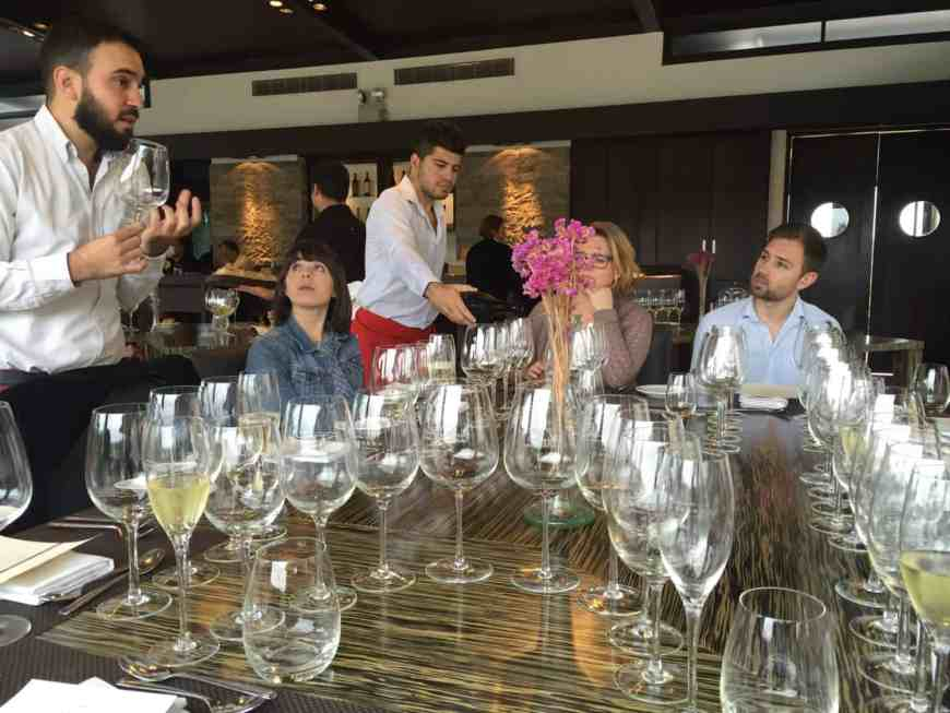 All about touring wineries in Mendoza, Argentina...some of the best food and wine you'll ever have