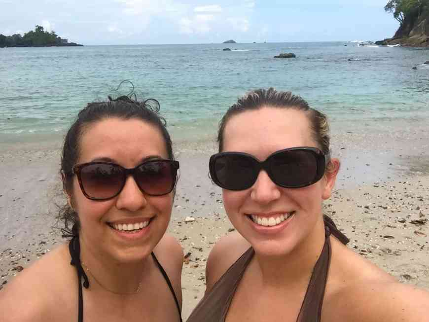 The beaches of Manuel Antonio are a huge part of the draw--everything you need to know for your Costa Rica trip!