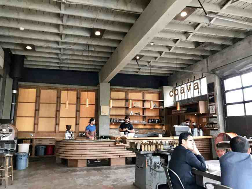 The best coffee, donuts, sights, and beer in Portland