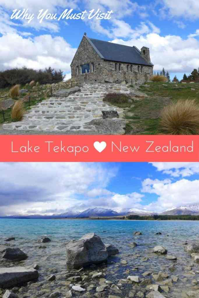 Visiting Lake Tekapo is a must on any South Island New Zealand trip. Gorgeous milky turquoise water, the famous chapel, clear starry skies, nearby hiking and glacier lake tours--this area has so much to offer. Where we went, where we stayed in Lake Tekapo, NZ.