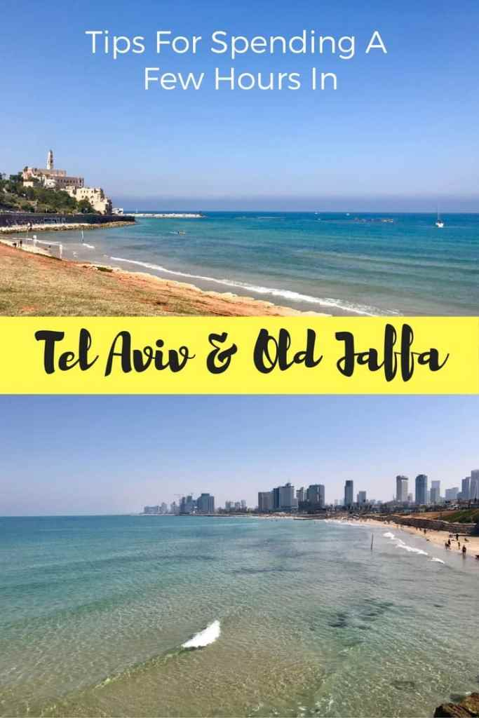 Places to visit in Tel Aviv and Old Jaffa if you only have a short time...let yourself be charmed by the gorgeous beaches, history, street art, food, and more. This city mixes old and new Middle Eastern, Arab, Israeli, and other cultural influences, tips for visiting.