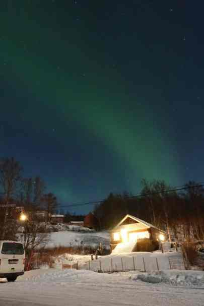 The Northern Lights are an amazing sight, about our Northern Lights tour in Tromso, Norway | How to see the Northern Lights in the winter, tips for planning an Arctic trip. Why you should go to Tromso to see the aurora borealis...seeing the Northern Lights inside the Arctic Circle