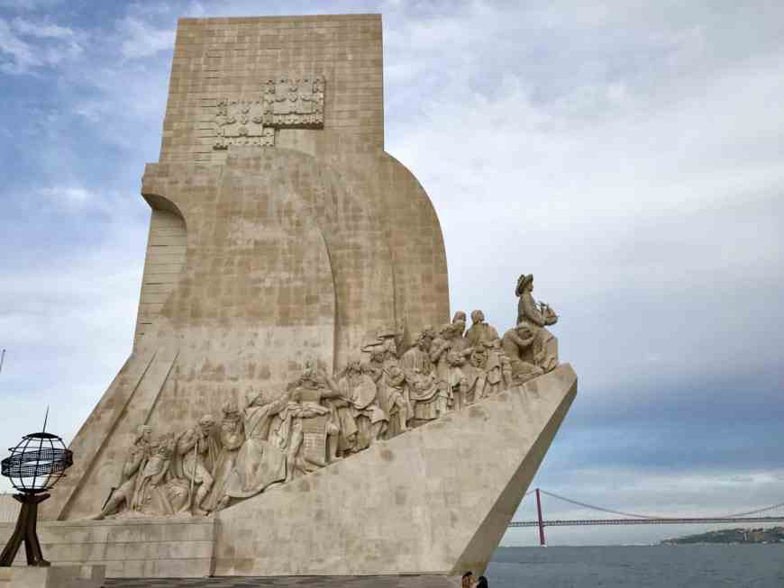 Monument to the Discoveries and more   Planning your trip to Lisbon...10 tips for the best itinerary   24 hours in Lisbon   Portugal trip itinerary   travel in Portugal, Lisbon day trips, Lisbon travel advice
