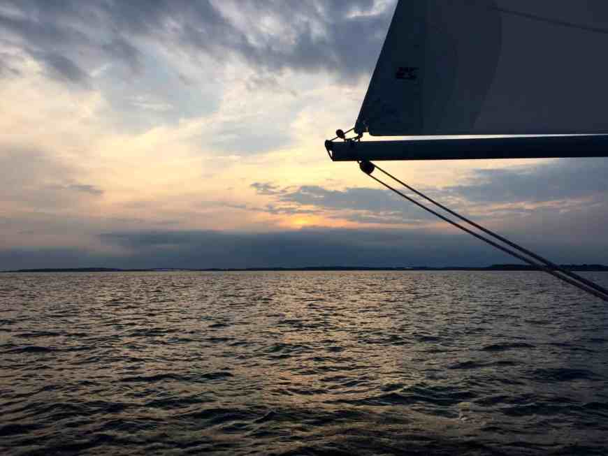 Sailing in Sweden...renting a sailboat on Airbnb (with captain) & sailing in the Gothenburg archipelago was one of the most unique travel experiences I've ever had. All about our trip, how we found the boat, and why you should consider sailing in Sweden | Sweden itinerary planning, how to plan your trip to Gothenburg