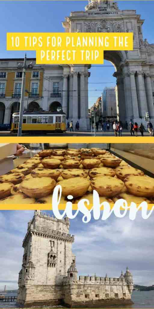 The ultimate guide to Lisbon   10 tips for planning the perfect trip itinerary   Portugal trip ideas   travel in Portugal, Lisbon day trips, Lisbon travel advice