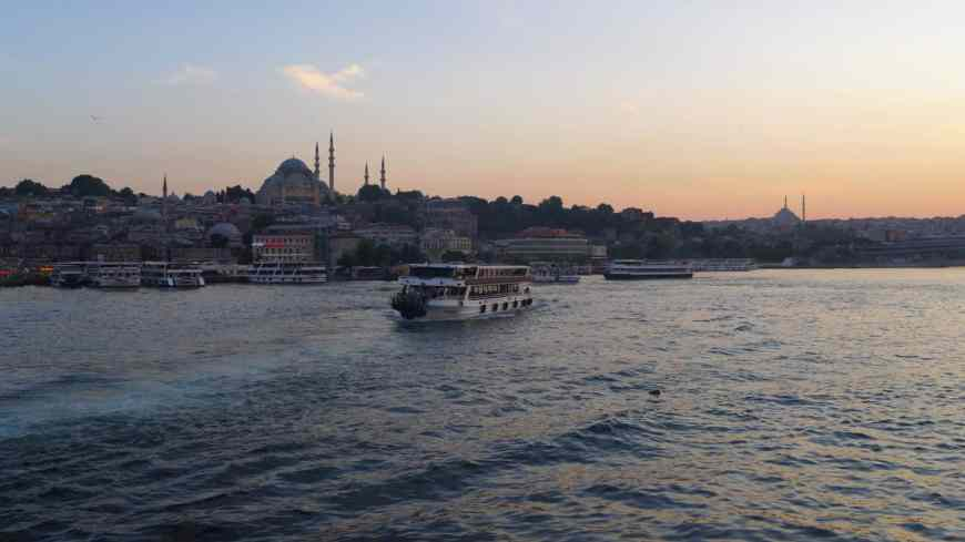 You can see so much with 24 hours in Istanbul   Where to go, what to see, & what to skip   tips for what to see & what to skip   Istanbul trip planning, itinerary ideas for Istanbul   Galata Bridge