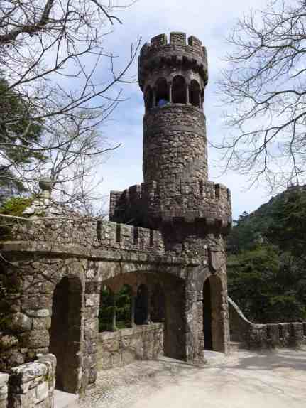 Beautiful Quinta da Regaleira | A guide to visiting magical Sintra, Portugal, a perfect guide for any first-timer | What to do in Sintra, which castles to visit, how to plan your trip | Sintra is the perfect day trip from Lisbon, but you could easily spend a few days exploring all the amazing history! #sintra #portugal