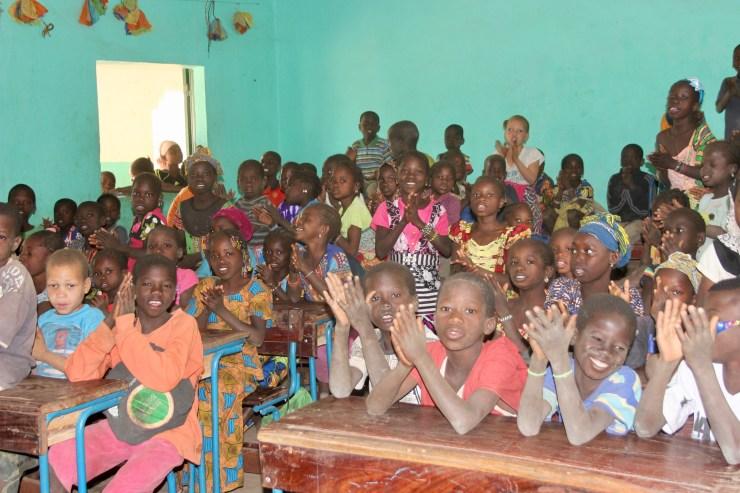 Education Program – Siraba School