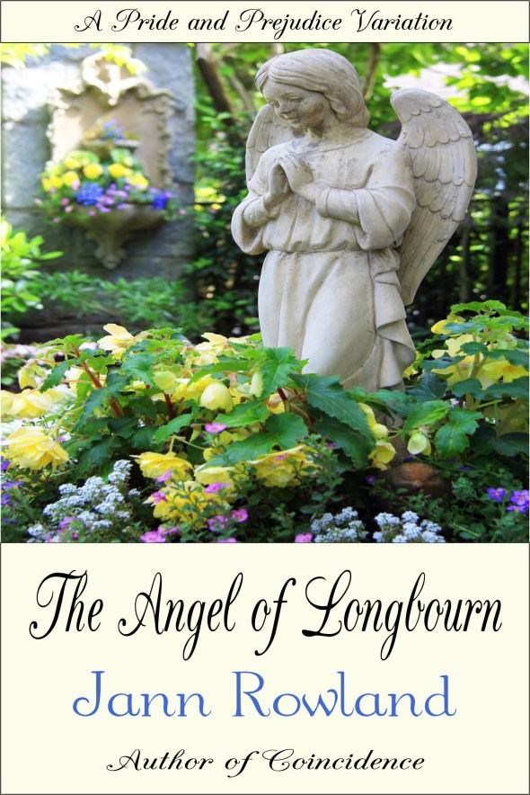 Book Cover: The Angel of Longbourn