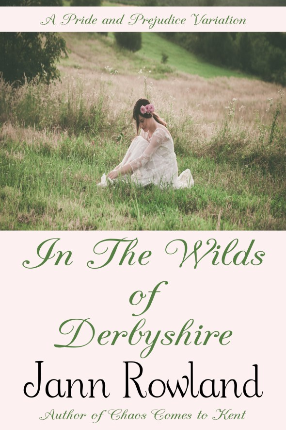 Book Cover: In the Wilds of Derbyshire