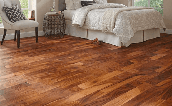 3 Simple Steps to Keep Your Hardwood Floors Looking Good       One Good     I have been a disobedient daughter      My parents moved into a new house  several weeks ago  and my Mom asked me for advice about how to clean and  care for