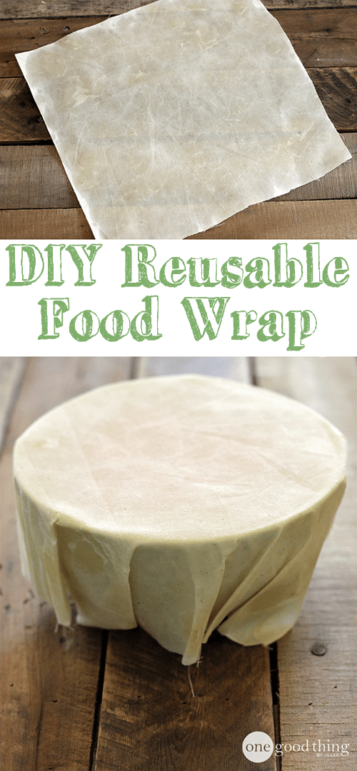 DIY food wrap