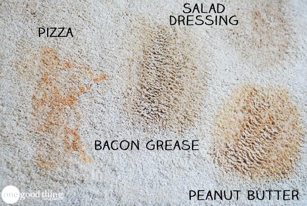 Carpet Degreaser