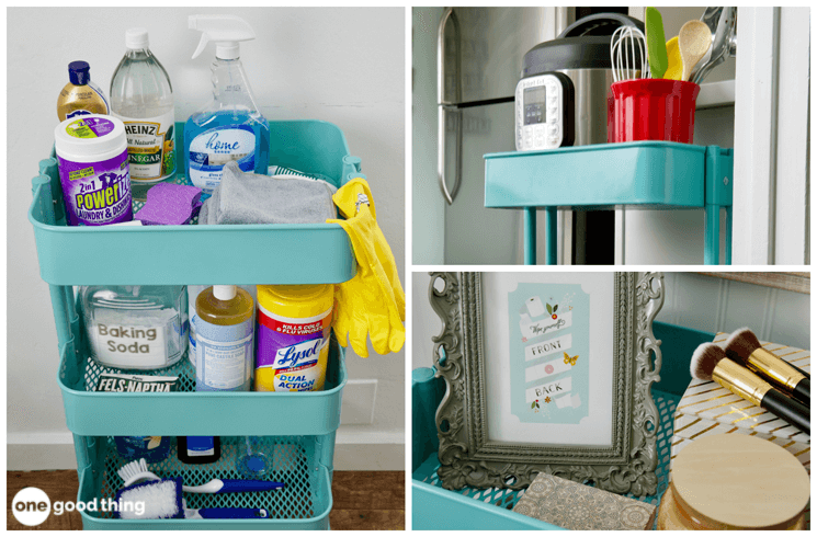 8 Reasons This Cheap Ikea Cart Is The Ultimate Storage