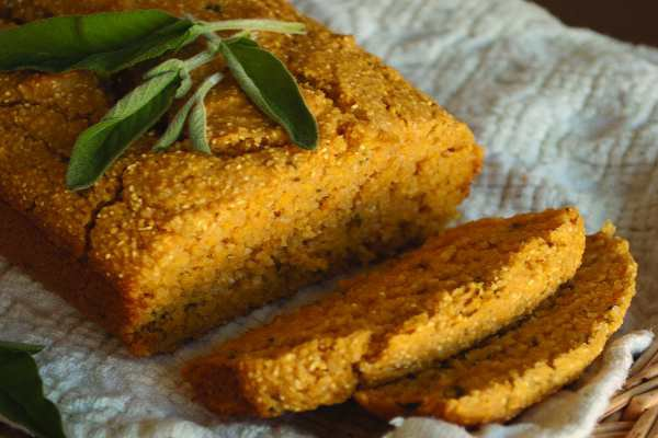Harvest Cornbread