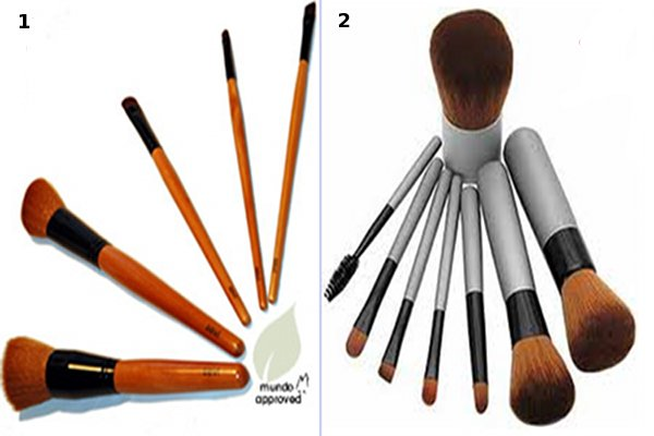5 Reasons to Use Vegan Makeup Brushes