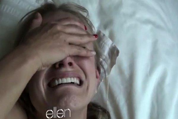 WATCH: Kristen Bell Breaks Down Over Surprise Birthday Sloth