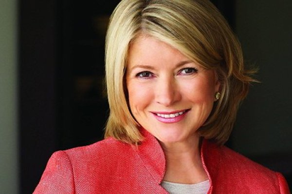 WATCH: Martha Stewart Speaks Out Against Factory Farming