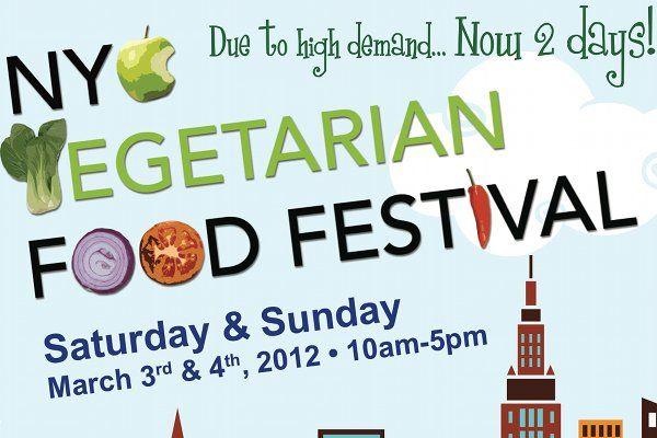 Organizer Sarah Gross Tells Us About the Upcoming NYC Vegetarian Food Festival