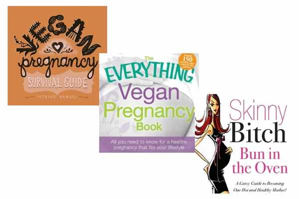 Must-Reads for Vegan Moms-to-Be