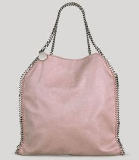 Shaggy Deer Big Tote Falabella