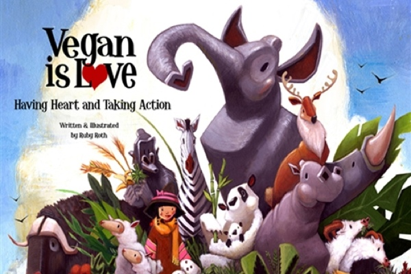 New Children's Book Promoting Veganism Stirs Controversy