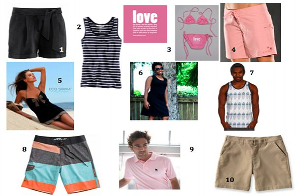 10 Sustainable Summer Fashion Finds