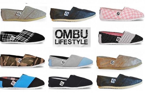 Product Review + Giveaway: Ombu Lifestyle Eco-friendly shoes