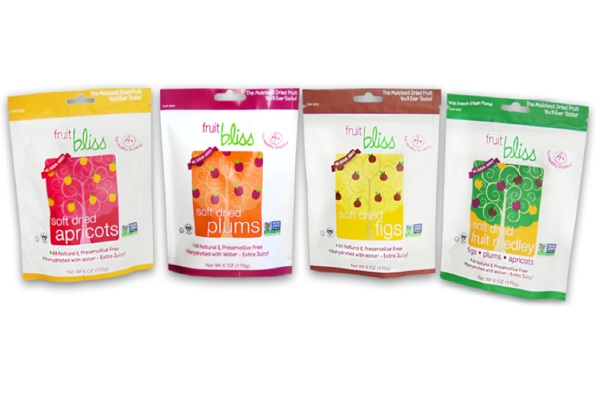 Product Review: Fruit Bliss Soft Dried Fruit