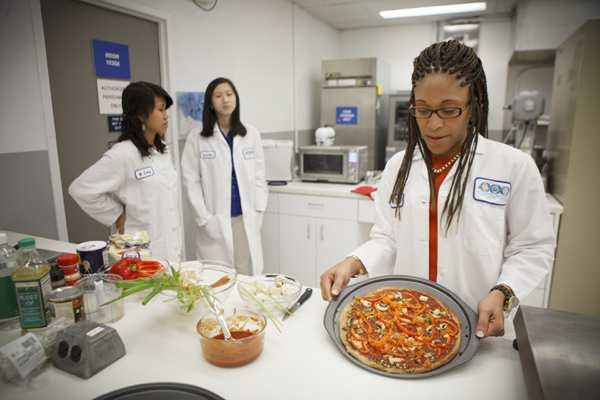 Vegan Food on the Menu for NASA Mars Mission