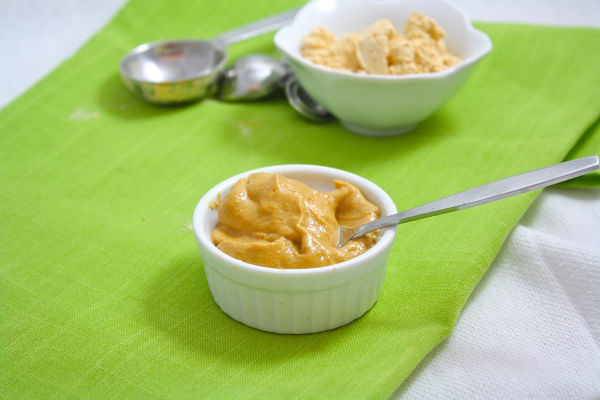 Recipe: Instant Low Calorie Peanut Butter
