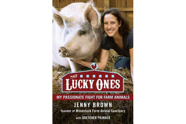 Book Review: The Lucky Ones: My Passionate Fight For Farm Animals