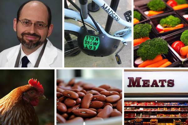 Featured Green Monster: Dr. Michael Greger, Physician + Author